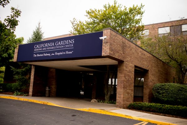 Beautiful California Gardens Nursing Home