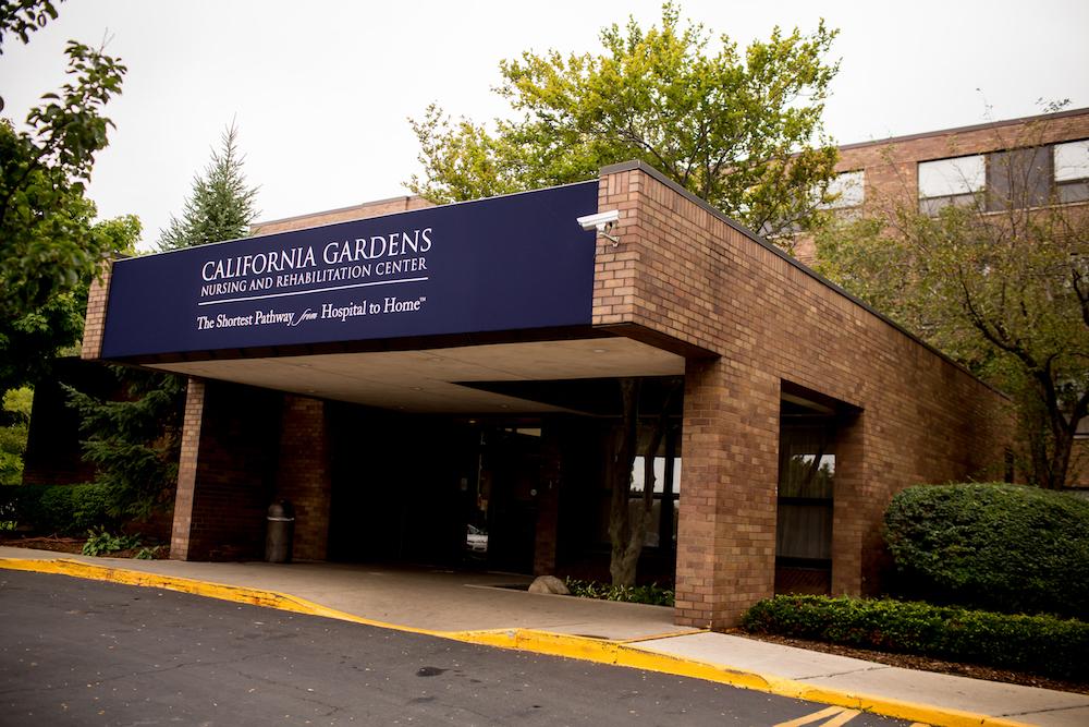 california gardens nursing home